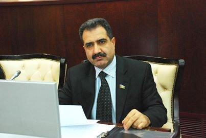 Image result for Milli Dirçəliş Hərəkatı Partiyasının sədri, deputat Fərəc Quliyev
